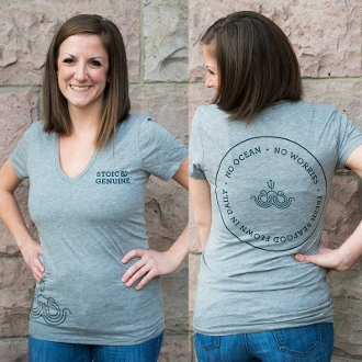 Stoic & Genuine Women's T-Shirt